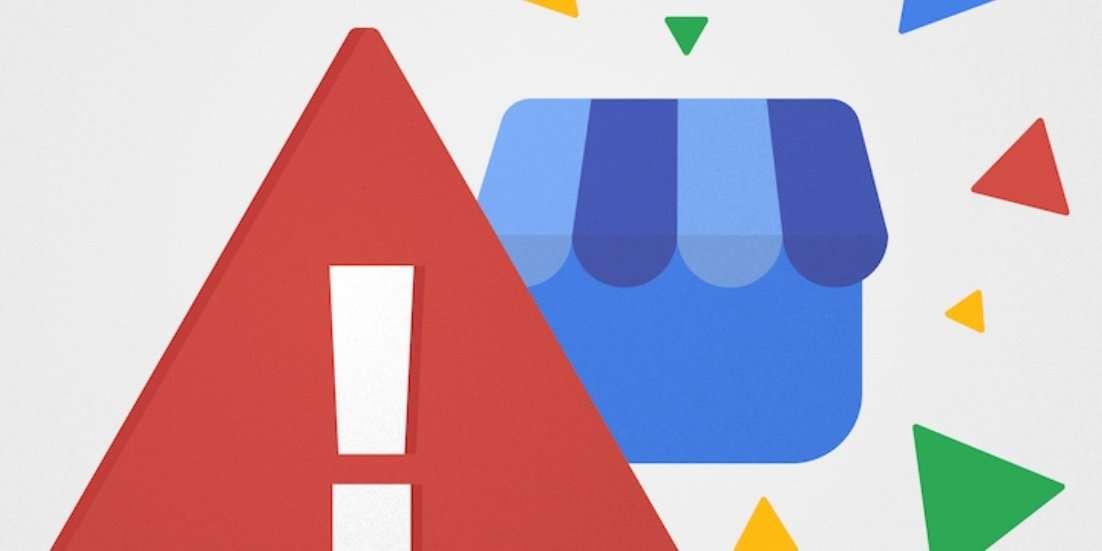 Suspension en Google My Business. Motivos y cómo actuar.