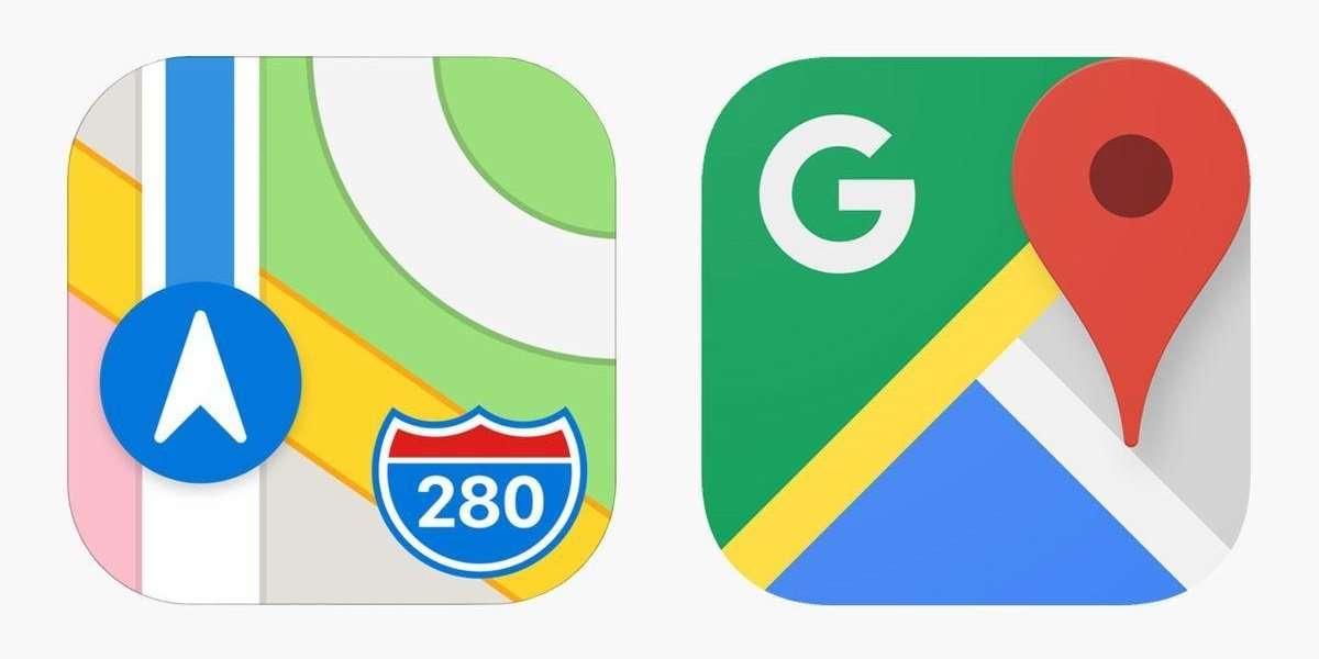 Apple Maps trabaja su propio sistema de reseñas para competir con Google Maps