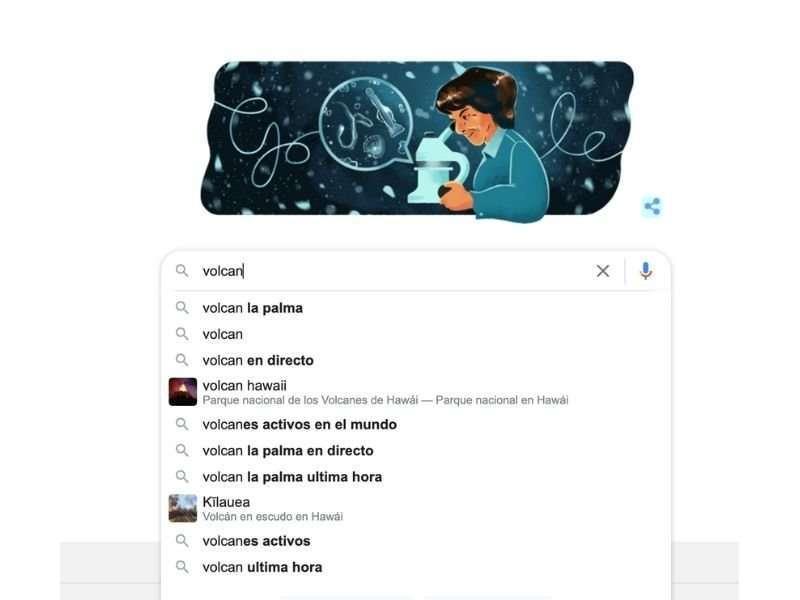 Sugerencias de Google Suggest en base a la ubicación del usuario