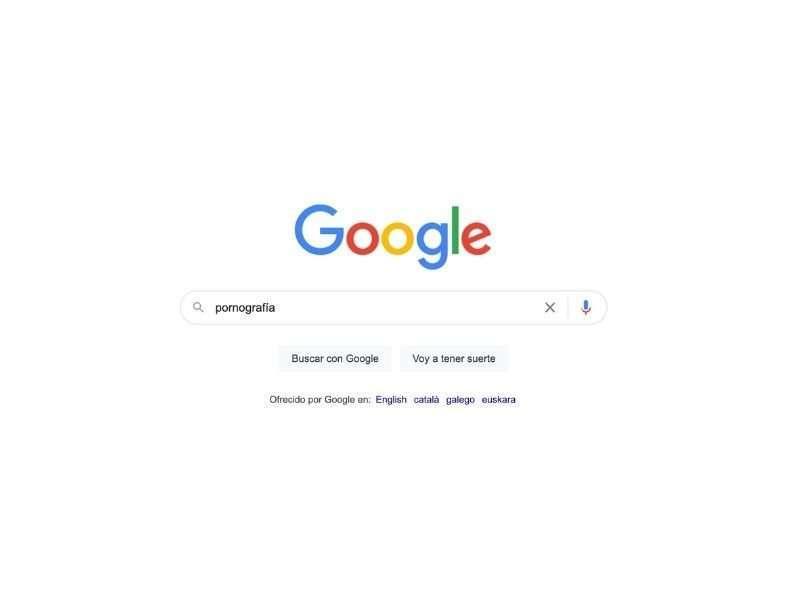 Temas sensibles para los que Google Suggest no sugiere nada